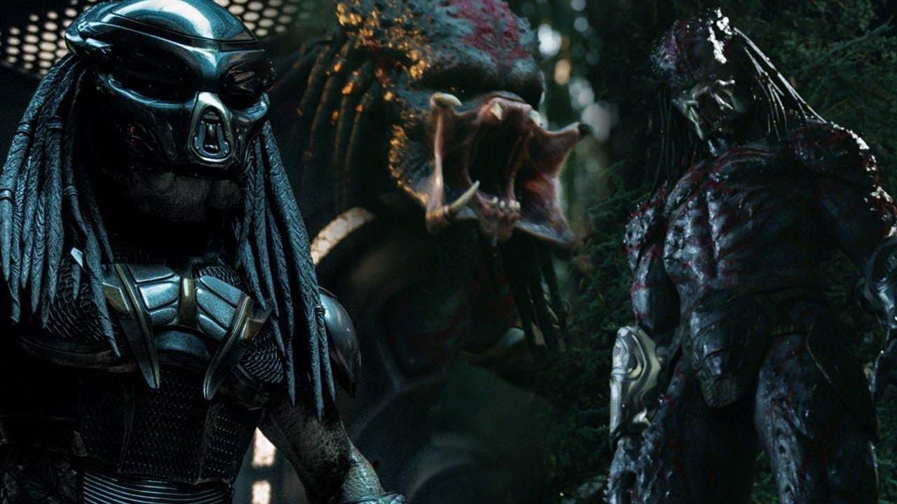 นักล่าแห่งจักรวาล Predator พรีเดเตอร์